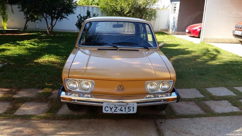 vw brasilia 1978 motor 1600 ¿ impecável ¿ somente venda