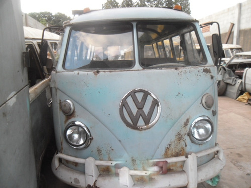 vw bus kombi corujinha estrutura excelente p/ restaurar