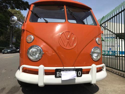 vw  bus    kombi pick up 1973 original   raridade