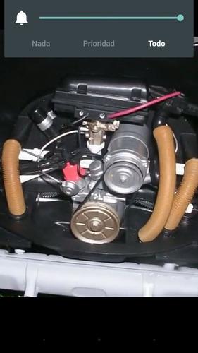 vw cabrio seda  a escala 1:8 para armar