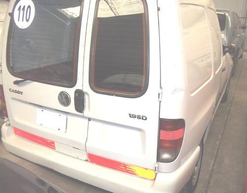 vw caddy 1.9 sd a/a, d/h