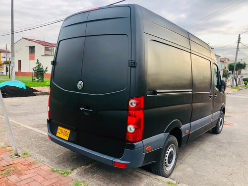 vw crafter panel 35