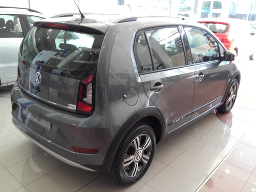 vw cross up ec