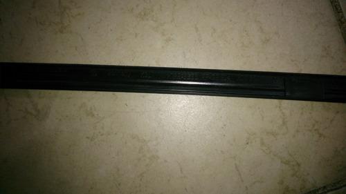 vw  deflector de agua passat 06/2011 en parabrizas orig