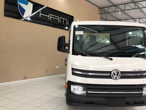 vw delivery express 0km trend baú carroceria refrigerado