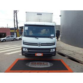 Vw Delivery Express 2020 Bau 4.5 Mts Pronta Entrega