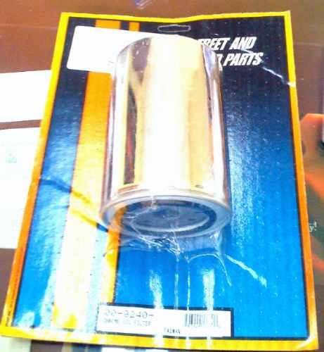 vw escarabajo filtro de aceite cromado