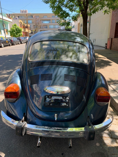 vw escarabajo fusca 1600 1981