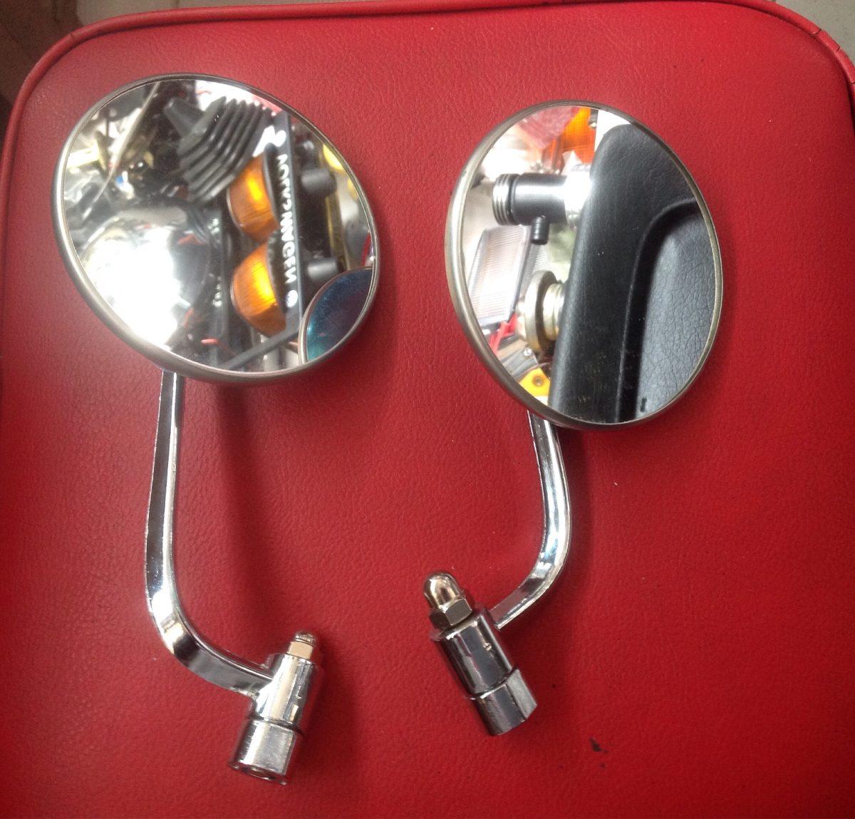 Vw espejo redondo para vocho sedan clasico desentrados for Donde comprar espejos redondos