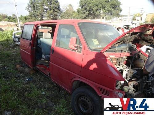 vw eurovan 2.5 diesel sucata para retirada de peças