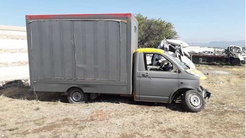 vw  eurovan diesel 2009 por partes y refacciones eurovan