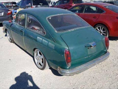 vw fastback tipo 3