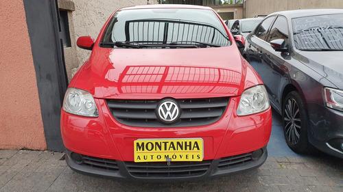 vw fox 1.0 flex ano 2010 c/ direção montanha automoveis