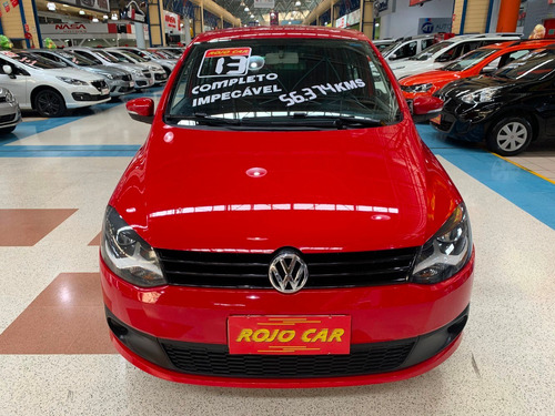 vw fox 1.6 trend flex completo