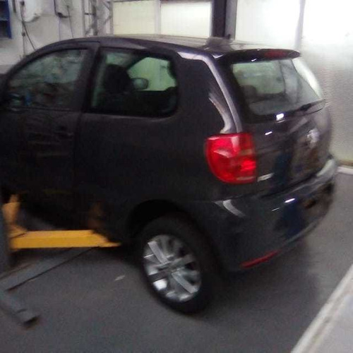 vw fox comfortline pack 3p 0km 2011 balcarce