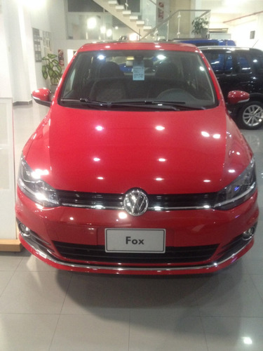 vw fox highline 1.6 16v msi 2017 rl