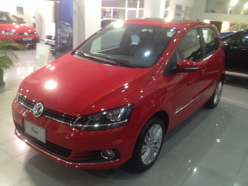 vw  fox highline 1.6 16v msi  rl