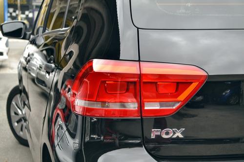 vw fox trend 1.0 - completo - pneus novos - impecável - 2016