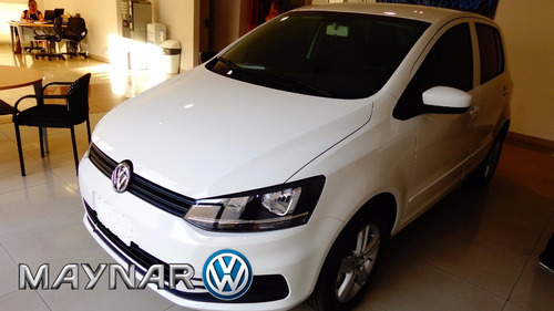 vw  fox trendline  1.6 okm 2017