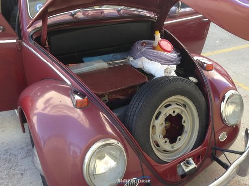 vw fusca  1300 1968 - original sem restauração - 3º dono