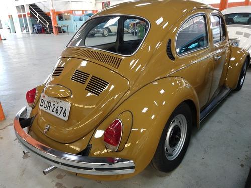 vw - fusca - 1976 - 1600 - marron
