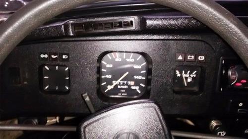 vw fusca 1986 carro para colecionador