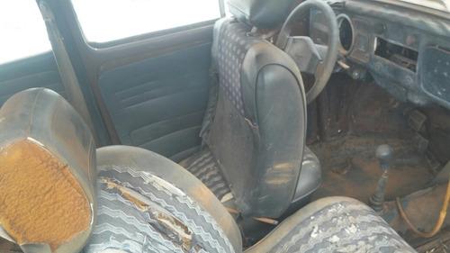 vw fusca carroceria lataria baixado no detran sem motor