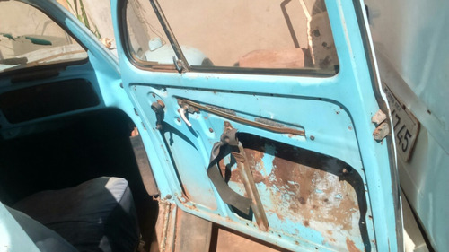 vw fusca carroceria usada com estrutura boa sem motor
