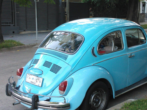 vw fusca, modelo 1979, doble carburador en excelente estado.