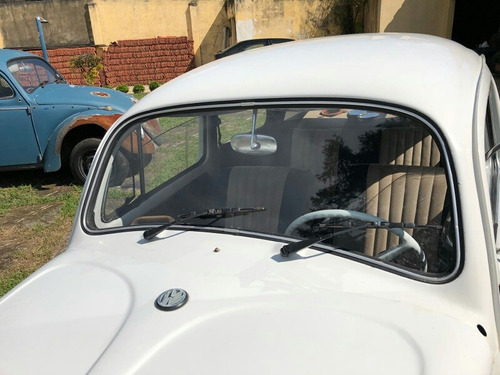 vw fusca sedan fusquinha herbie 1966  volkswagem troco