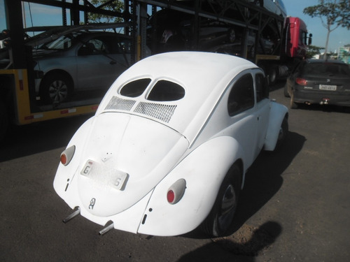 vw fusca transformed for model split or decal oval of 50