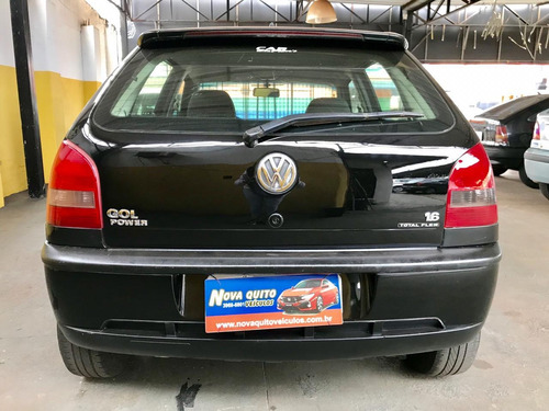vw gol 1.6 power 2005 flex completo