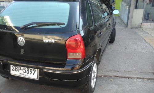 vw gol g4 1.9 d 2009 caja 5º 17 x litro al dia u$s 8.900 pto