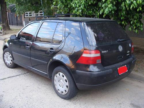 vw golf 1.6 2004 naftero negro format mk4