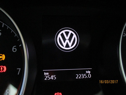 vw. golf 1.6 msi comfort./ teto / autom 2016 c.2.500 km