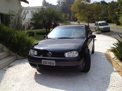 vw golf 2.0 confortiline automatico 2003 blindado