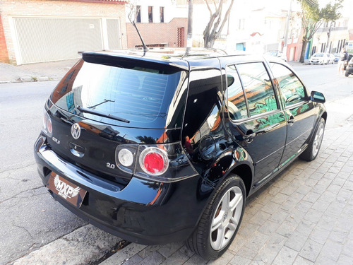 vw golf black edition 2.0 aut novo
