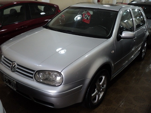 vw golf gti 1.8 turbo 5p full año 2004 145000 km
