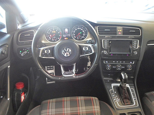 vw golf gti 2.0 turbo automatico 2014 top