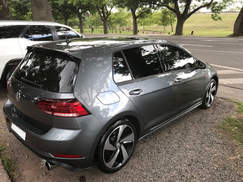 vw golf gti 2018 impecable