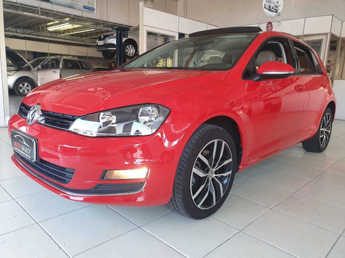 vw golf highline 1.4 tsi placa i. garantia 1 ano