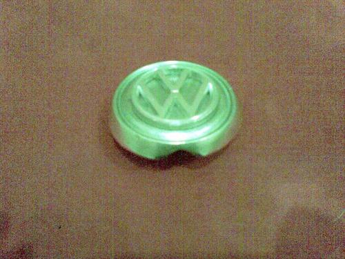 vw karmann ghia emblema forntal 56-74 original