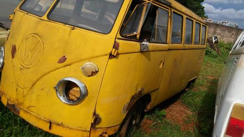 vw kombi corujinha  samba bus projeto de restauraçao rat loo