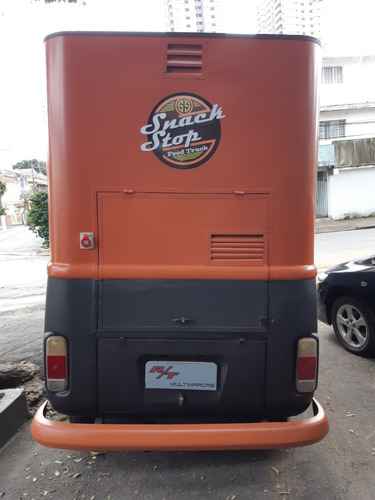 vw kombi food truck