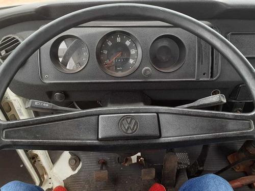 vw kombi pick-up ano 87/87