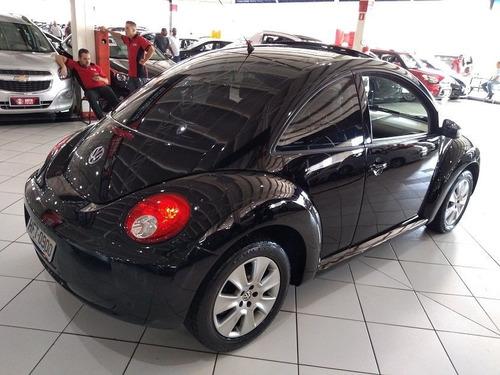 vw new beetle 2.0 top teto couro 2008 72.000kms