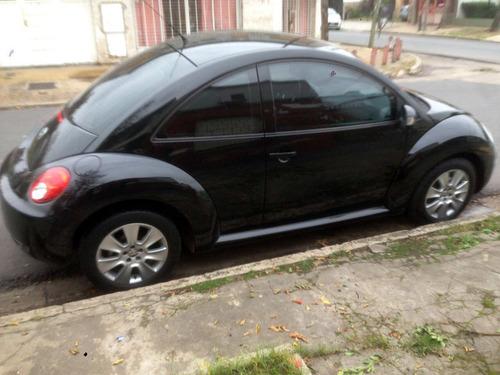 vw new beetle 2010 luxury impecable al dia unico cuero