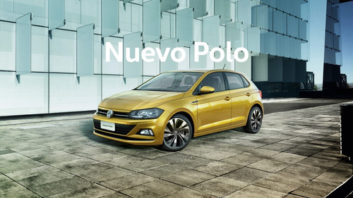 vw nuevo polo 1.6 highline at my20 balcarce 0km