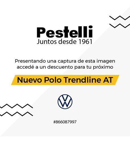vw nuevo polo trendline at 0km 2021 // pestelli