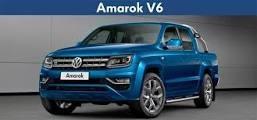 vw okm amarok 4x4 v6 automatica extreme linea  my18 full